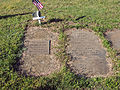 Fife (William and Margaret), Bethel Cemetery, 2015-10-15, 01.jpg