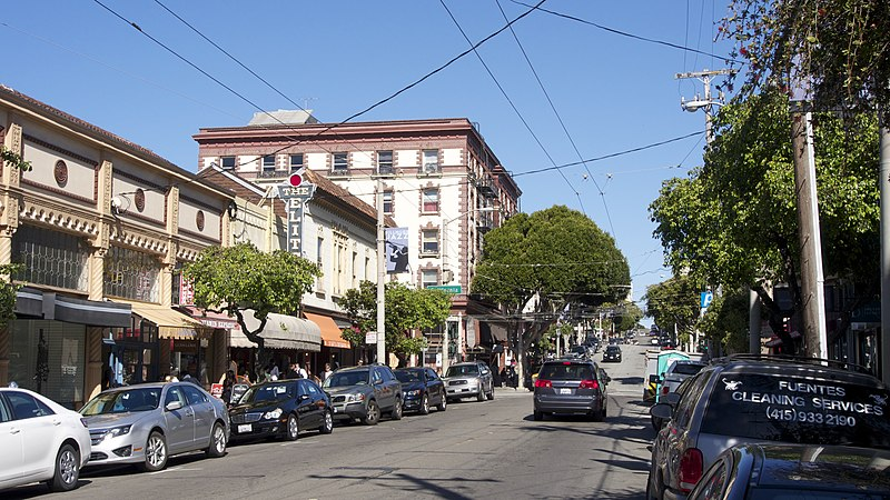 File:Fillmore and Pines Streets San Francisco (8543317321).jpg