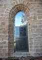 Finestra del presbiteri des de l'exterior, catedral de València.JPG