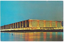 mccormick place michigan 1960 lake wikipedia 1966 completed seen