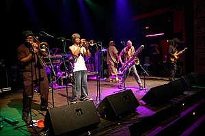 Fishbone - Fishbone performing live in 2007