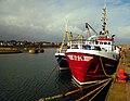 Fishing boats, Bangor harbour - geograph.org.uk - 1189087.jpg