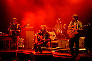 Fleet Foxes - Fleet Foxes performing in Copenhagen, 2008.
