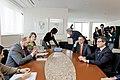 Flickr - Convergència Democràtica de Catalunya - El MHP Mas es reuneix amb Martin Schulz, president del Parlament Europeu. Brussel.les 21-03-2012.jpg
