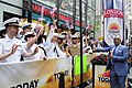 Flickr - Official U.S. Navy Imagery - Al Roker, an anchor on The Today Show, gives a shout out to Sailors and Marines in Rockefeller Center while taping The Today Show..jpg