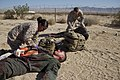 Flickr - Official U.S. Navy Imagery - Corpsmen tend to Marines..jpg