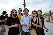 Flickr - Wikimedia Israel - Wikimania 2011 - Beach party (146).jpg