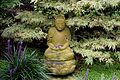 Flickr - brewbooks - 01 0002 Buddha on Lotus Japanese Garden, Lotusland.jpg