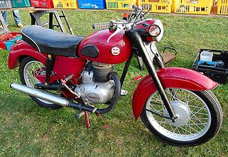 James Cycle Co - James Captain 197 cc