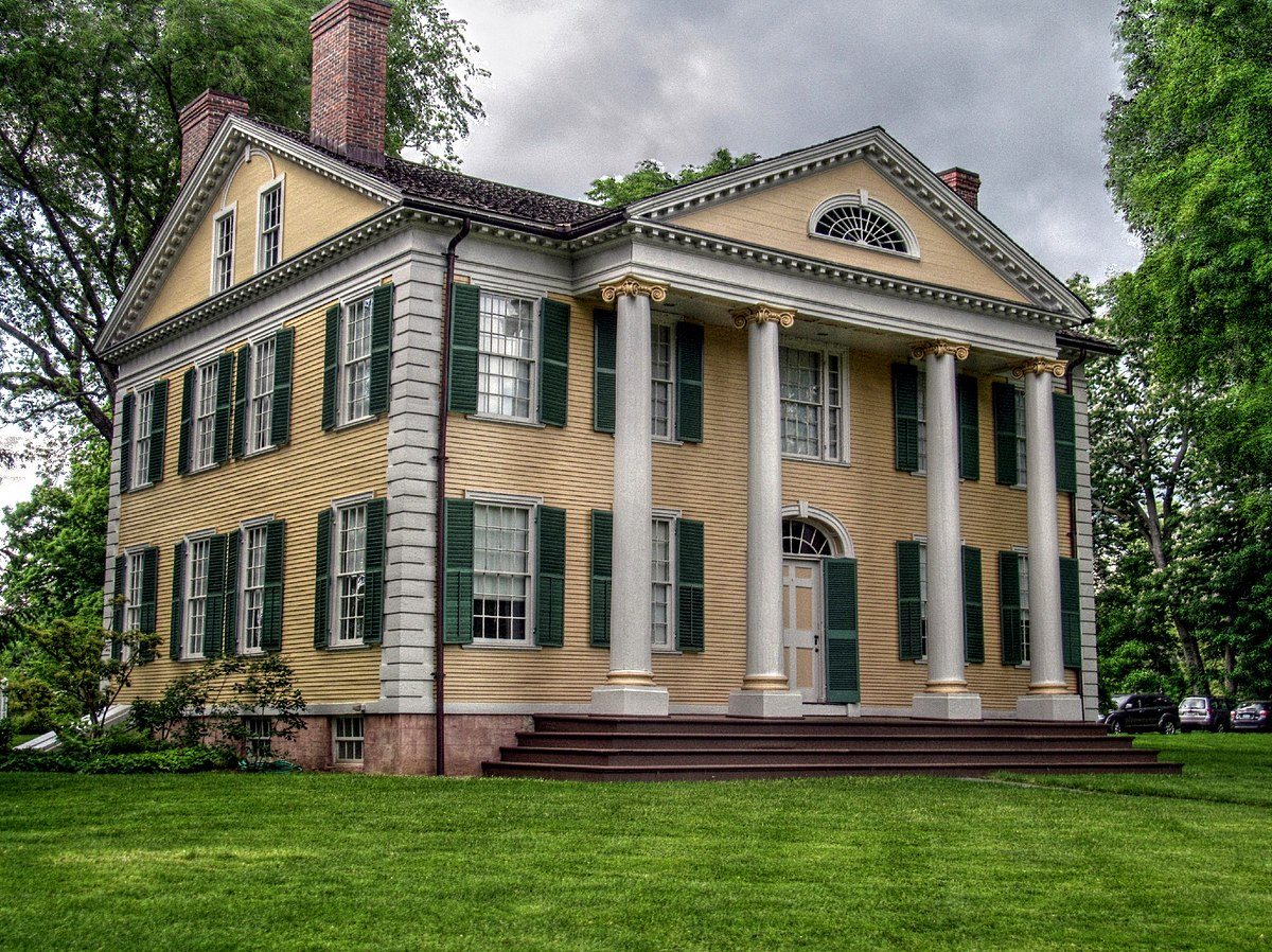 Florence griswold museum wikipedia for Connecticut home builders