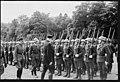 """Fo30141711140067 """"Reservebataljon Holmestrand paraderer for Quisling på Slottsplassen"""" 1942-06-14 (NTBs krigsarkiv, Riksarkivet).jpg"""