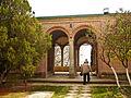 Foisor manastirea dealaul.jpg