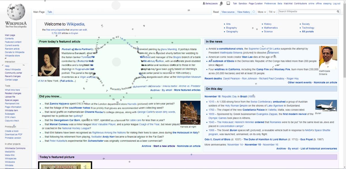 Font Bomb - Wikipedia