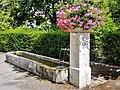 Fontaine, rue principale. Biederthal.jpg