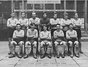 LSE Students' Union - LSE 'Old Boys'