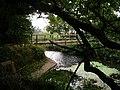 Footbridge over the Cuckmere River - geograph.org.uk - 62656.jpg
