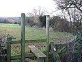 Footpath to Didbrook - geograph.org.uk - 1610975.jpg