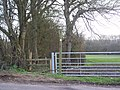 Footpath to Motcombe from Knapp Hill - geograph.org.uk - 359618.jpg