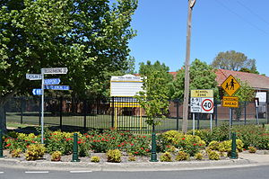 Forbes, New South Wales - Forbes Public School