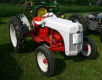 Ford 8N tractor of 1848