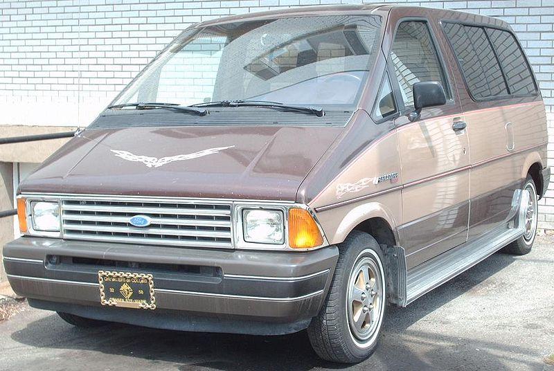 1985 1997 Ford Aerostar