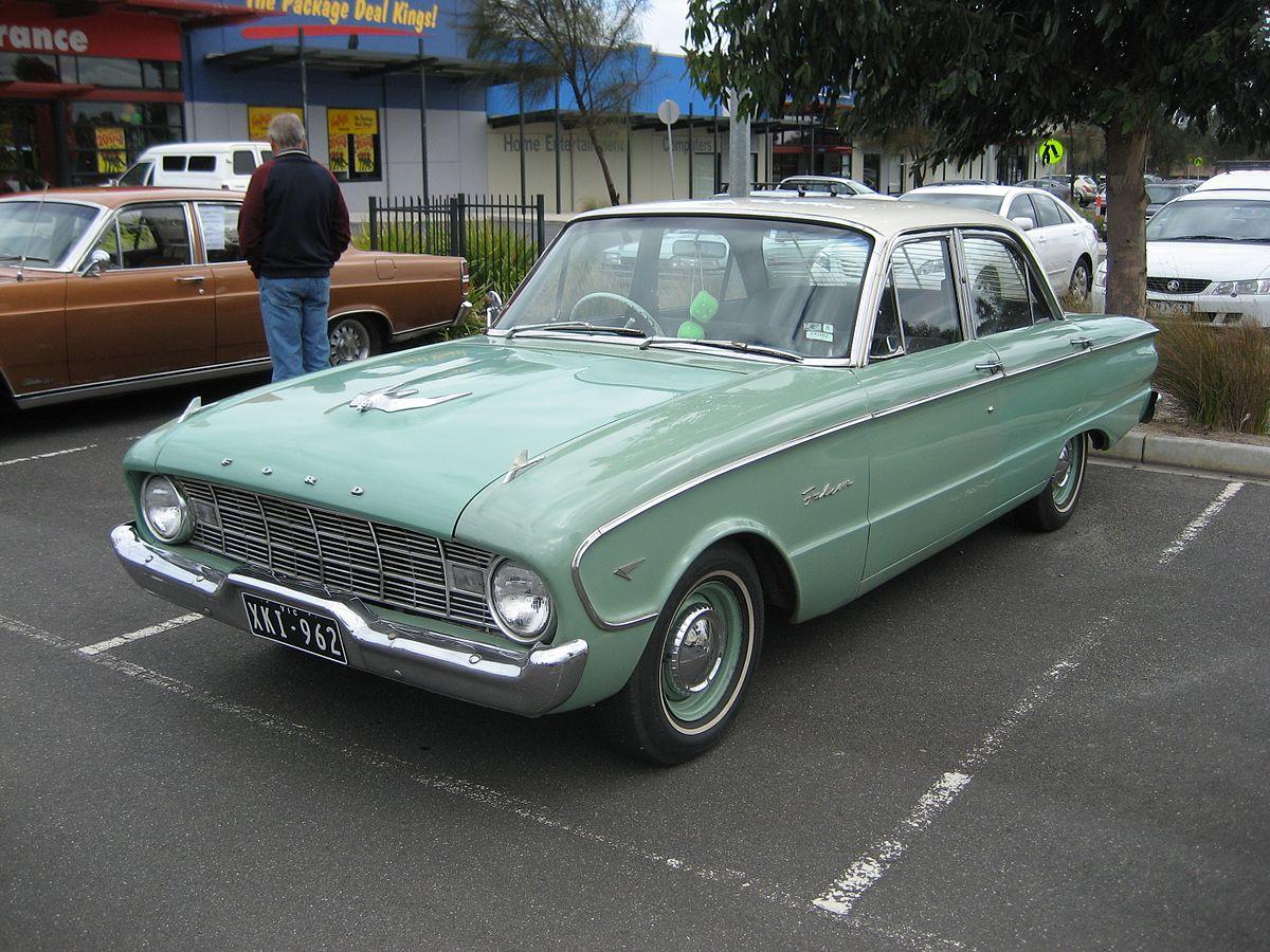 Ford Falcon Xk Wikipedia