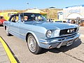 Ford Mustang dutch licence registration AE-58-61 pic3.JPG