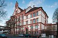 Former municipal intermediate school Am Lindener Berge Linden-Mitte Hannover Germany.jpg