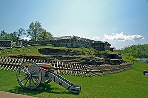 description: Fort Ligonier. photographer: Jeff...
