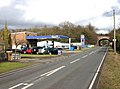Fosse Way garage - geograph.org.uk - 1711831.jpg