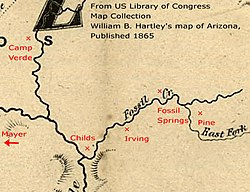 Childs-Irving Hydroelectric Facilities - Wikipedia on