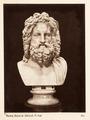 Fotografi. Giove di Otricoli M. Vat. Rom, Italien - Hallwylska museet - 104742.tif