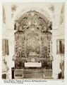 Fotografi av Sevilla. Caridad, Retablo, tallado por B. Simón de Pineda, esculturas de Pedro Roldán - Hallwylska museet - 104794.tif