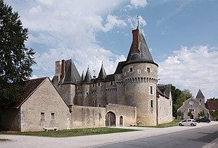 Schloss Fougeres Sur Bievre