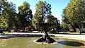 Fountains in Blackstone square, Boston South End.jpg