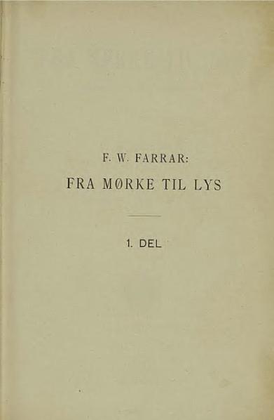 File:Fra Mørke til Lys1.djvu