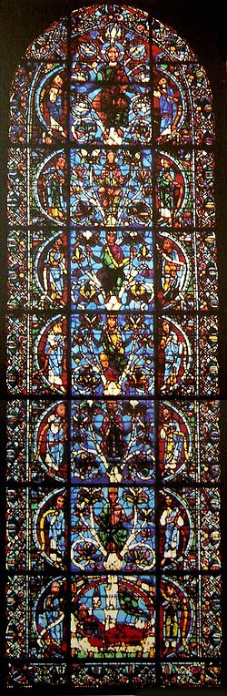 France Chartres JesseTree c1145 a.JPG