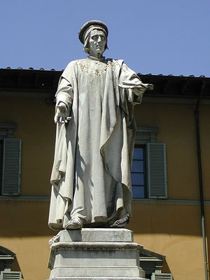 History of Chianti - The Florentine merchant Francesco di Marco Datini sold one of the earliest examples of Chianti wines and it was white, not red.