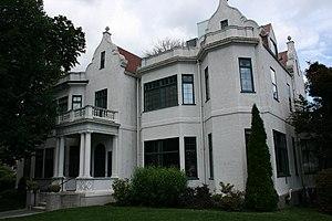 Francis Dewey House - Image: Francis Dewey House Worcester MA