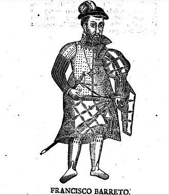Francisco Barreto - Image: Francisco Barreto, governador