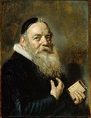 Portrait of Hendrik Swalmius