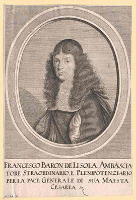 François Paul de Lisola