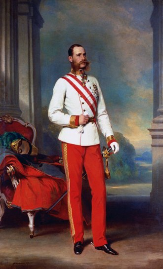 History of the Jews in Austria - Franz Joseph I of Austria