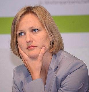 Franziska Brantner German politician