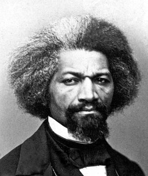 Frederick Douglass featured at CPAC minority outreach, participant defends slavery in America
