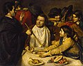 Frederick Yeates Hurlstone (1800-1869) - Sancho Panza Attended by his State Physician - N04938 - National Gallery.jpg