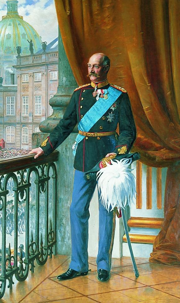 Frederik IIX - Otto Bache