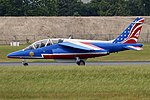 French Air Force, F-TERJ, Dassault-Dornier Alpha Jet E (35292316210).jpg