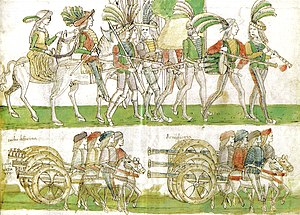French troops and artillery entering Naples 1495.jpg
