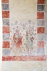 Fil:Fresco na igrexa de Linde.jpg